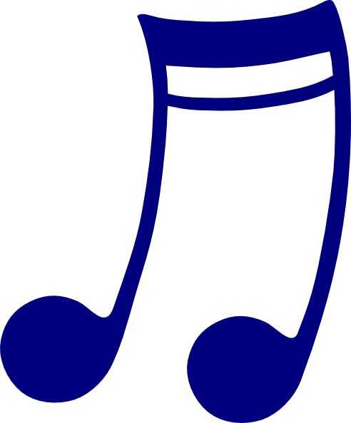 Blue Musical Notes - quoteko. - ClipArt Best - ClipArt Best