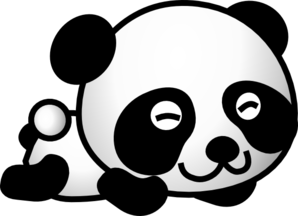 Baby Panda Drawings - ClipArt Best