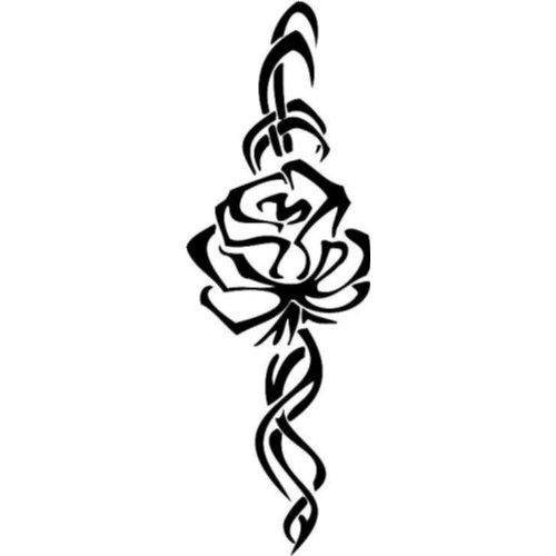Rose Vine Drawings - ClipArt Best
