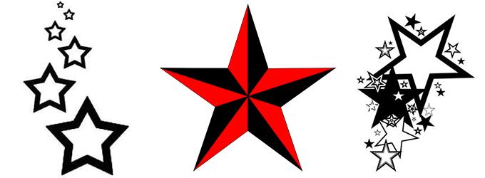 pictures of star designs clipart best. Black Bedroom Furniture Sets. Home Design Ideas