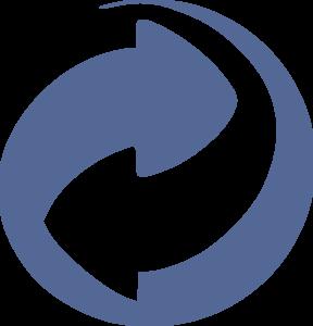 Blue Circle Arrow No Text Clip Art Vector Clip Art