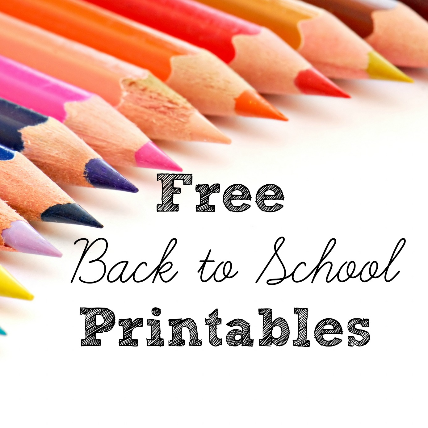 Some of the best things in life are mistakes: free back to school