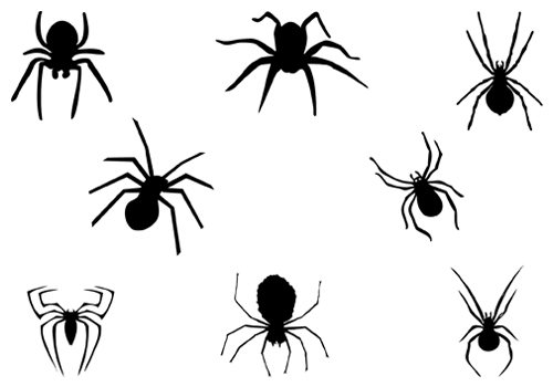 Spider Silhouette Png - ClipArt Best