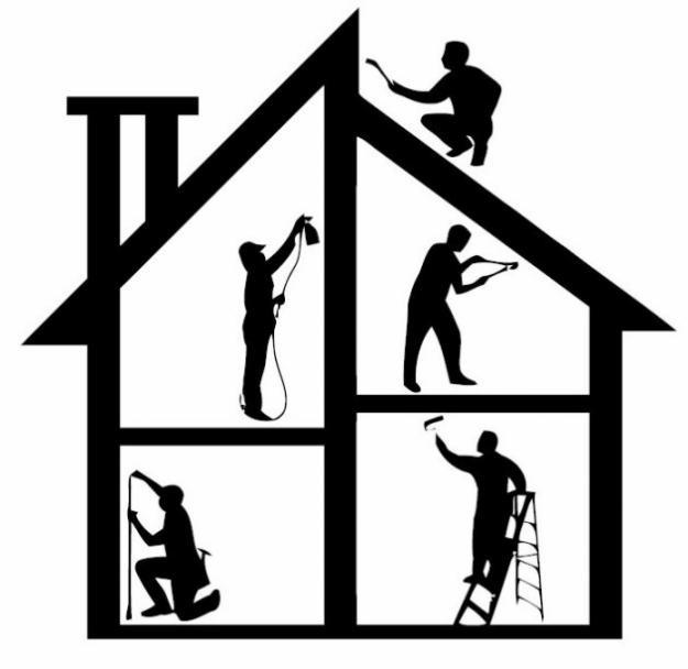 home repair clipart - photo #1