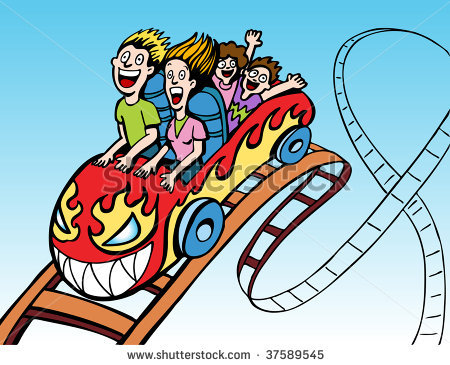 Roller coaster clipart images - ClipartFox