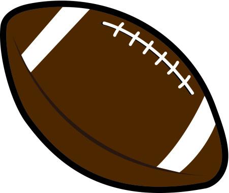 football vector clipart best