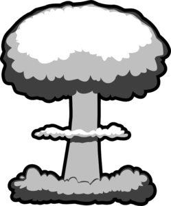 Nuclear Bomb Cartoon - ClipArt Best
