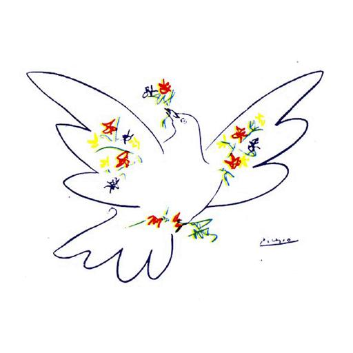 Picasso Dove - ClipArt Best
