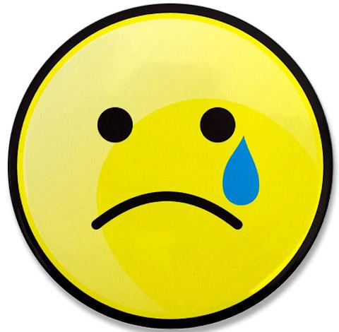 Sad Emoticon   Free Download Clip Art   Free Clip Art   on Clipart ...
