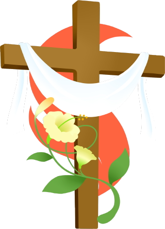 Clip Art Of Easter Lilies - ClipArt Best