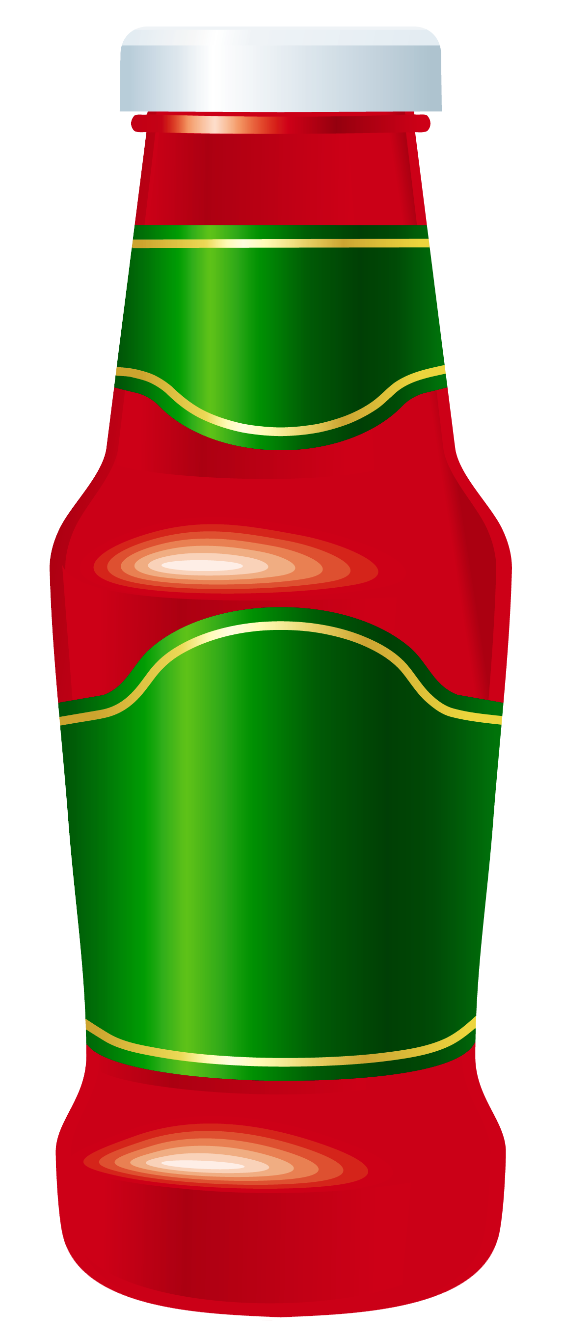 Ketchup Bottle Picture - ClipArt Best