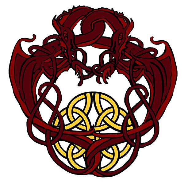 Celtic Dragon - ClipArt Best