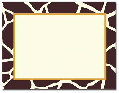borders in animal print clipart best Leopard Print SVG Leopard Print SVG