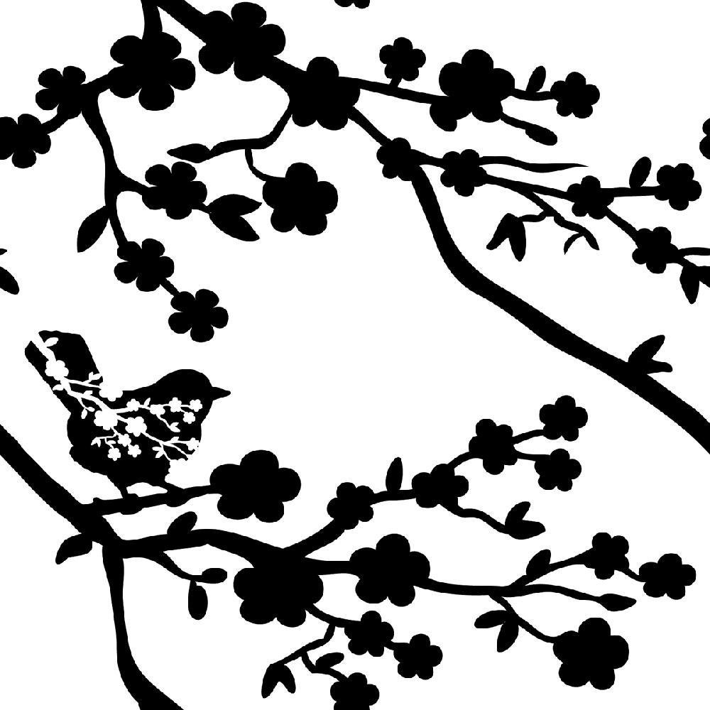 Flower Silhouette - ClipArt Best