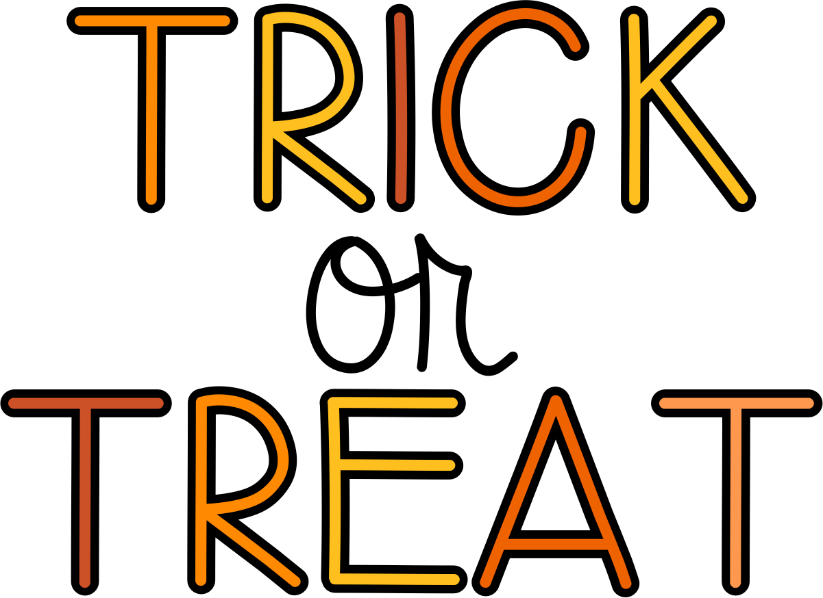 Clip Art Trick Or Treat Clipart trick or treat clip art clipart best clipart