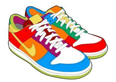 Original Clip Art  Summer Women39s Shoes Fotosearch  Search Clipart