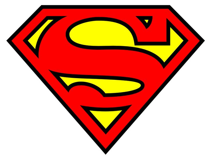 Superman Logo With Different Letters Download - ClipArt Best