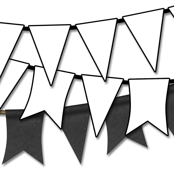 Pennant Clipart - ClipArt Best