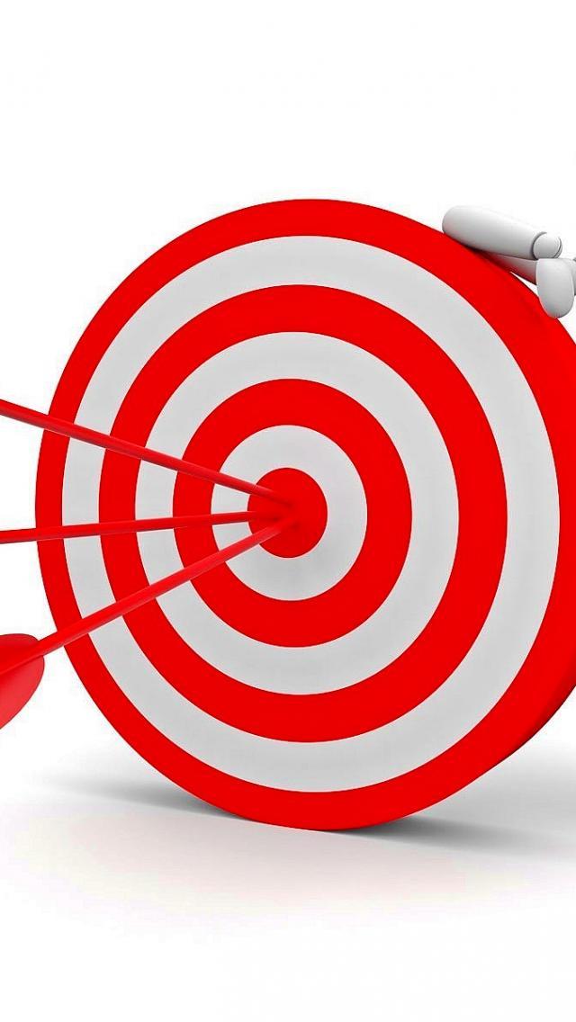 Clipart Men Target Arrows Darts | HD Desktop Wallpapers ...
