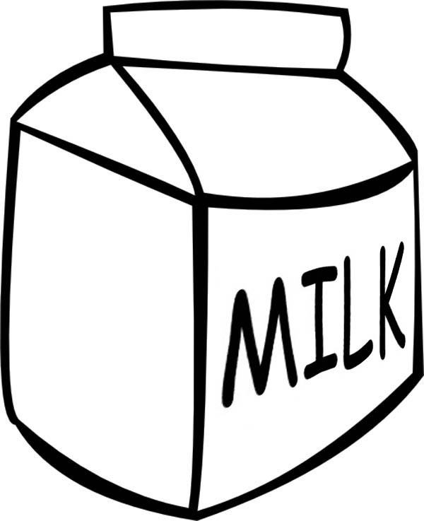 milk drawing   clipart best