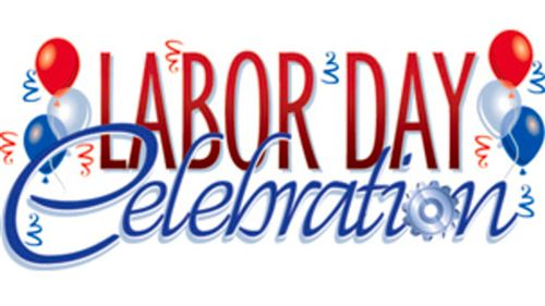 Clipart for labor day weekend