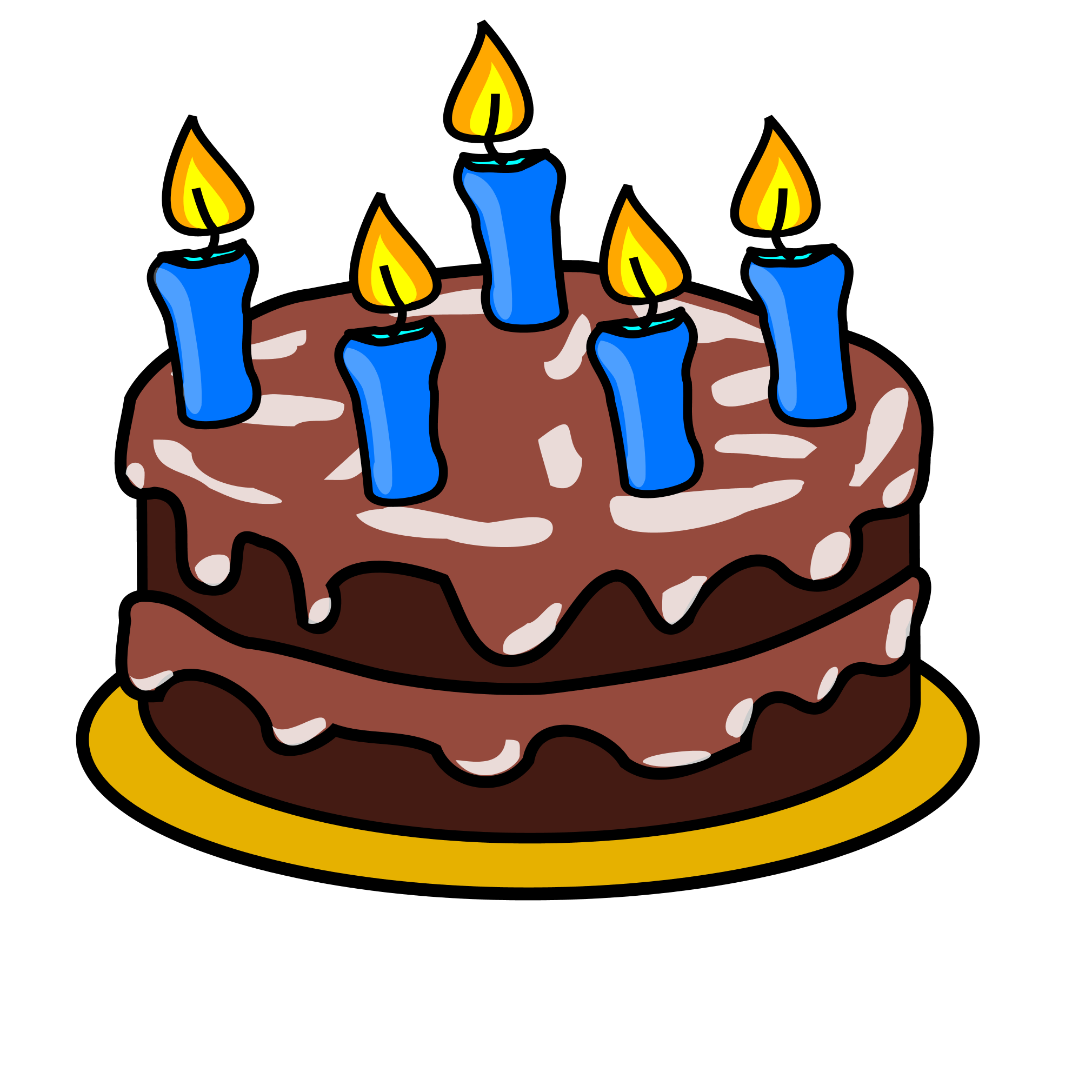 Cake Design Png : Birthday Cake Png - ClipArt Best