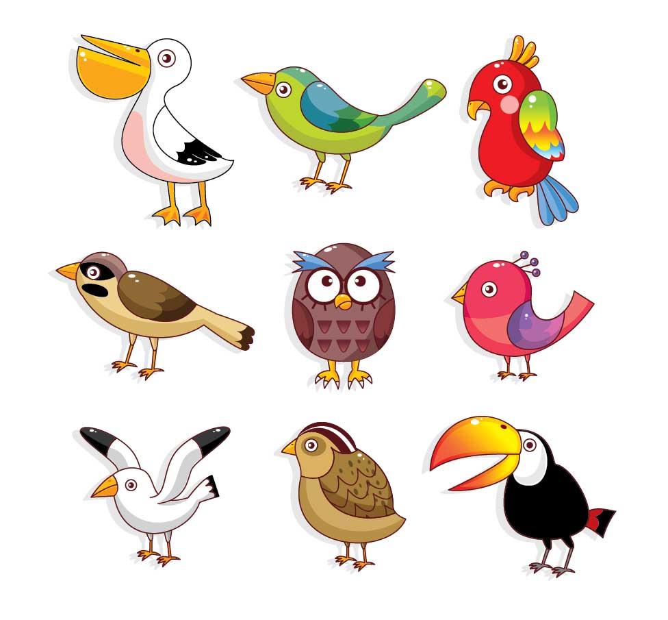 Vector Bird - ClipArt Best