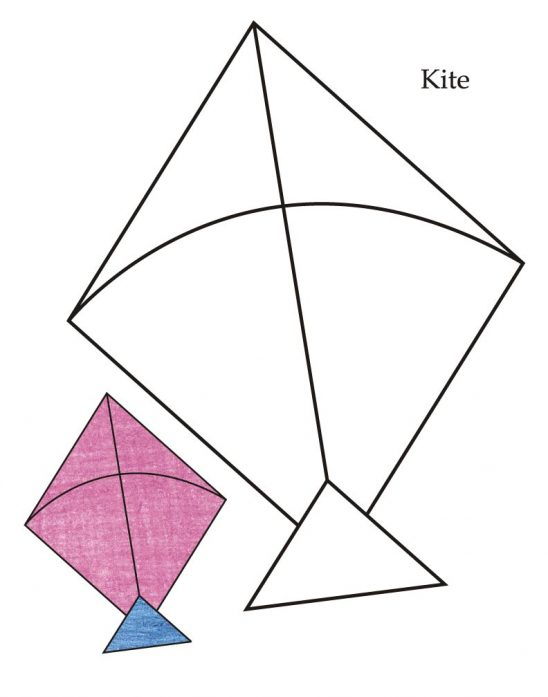 Kite Printable Clipart Best 2017 General Conference Coloring Papers