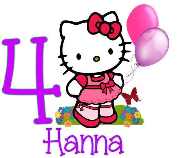 clipart hello kitty birthday - photo #8
