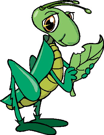 Cartoon Grasshopper - ClipArt Best