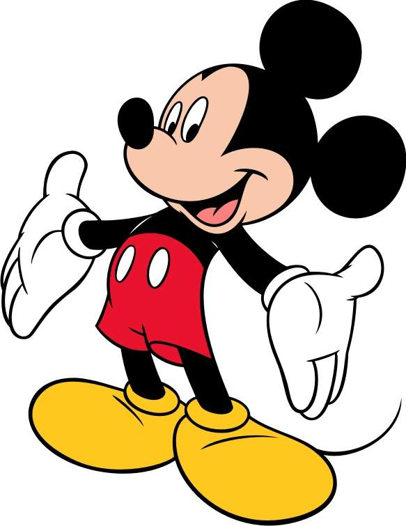 mickey mouse moving clipart - photo #35