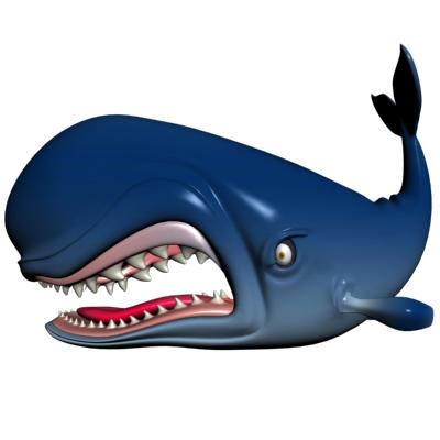 cartoon whales clipart best