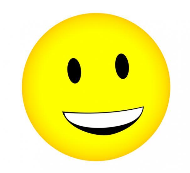 clipart smiley face - photo #29