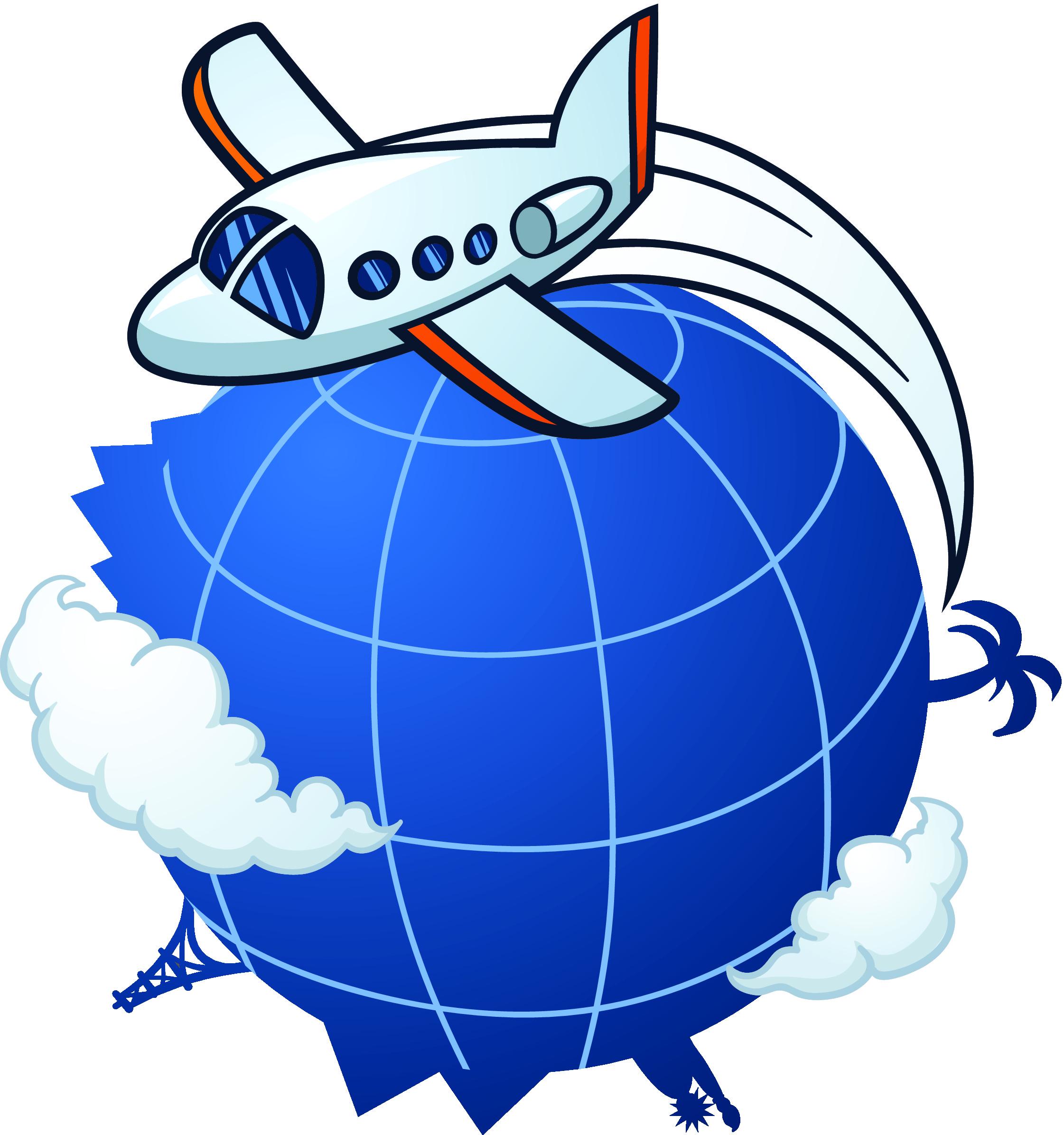 Flight Cartoon Clipart Best