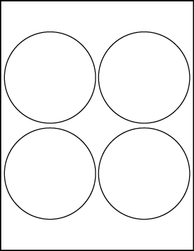 Circle template printable clipart best for Circle templates to print