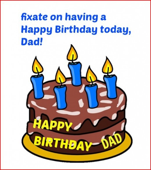 HAPPY BIRTHDAY DAD | Free Birthday Greetings, Cards & Messages ...: www.clipartbest.com/clipart-RcGy8gMji