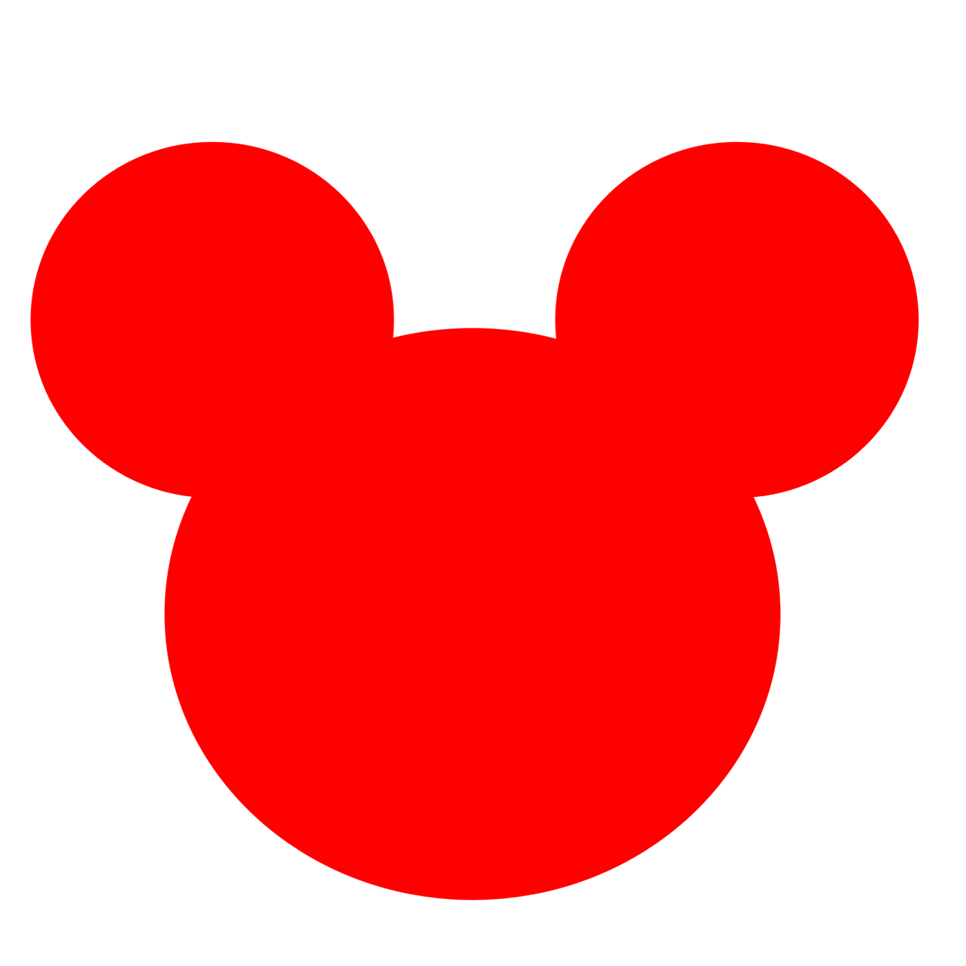 logo de mickey mouse   clipart best