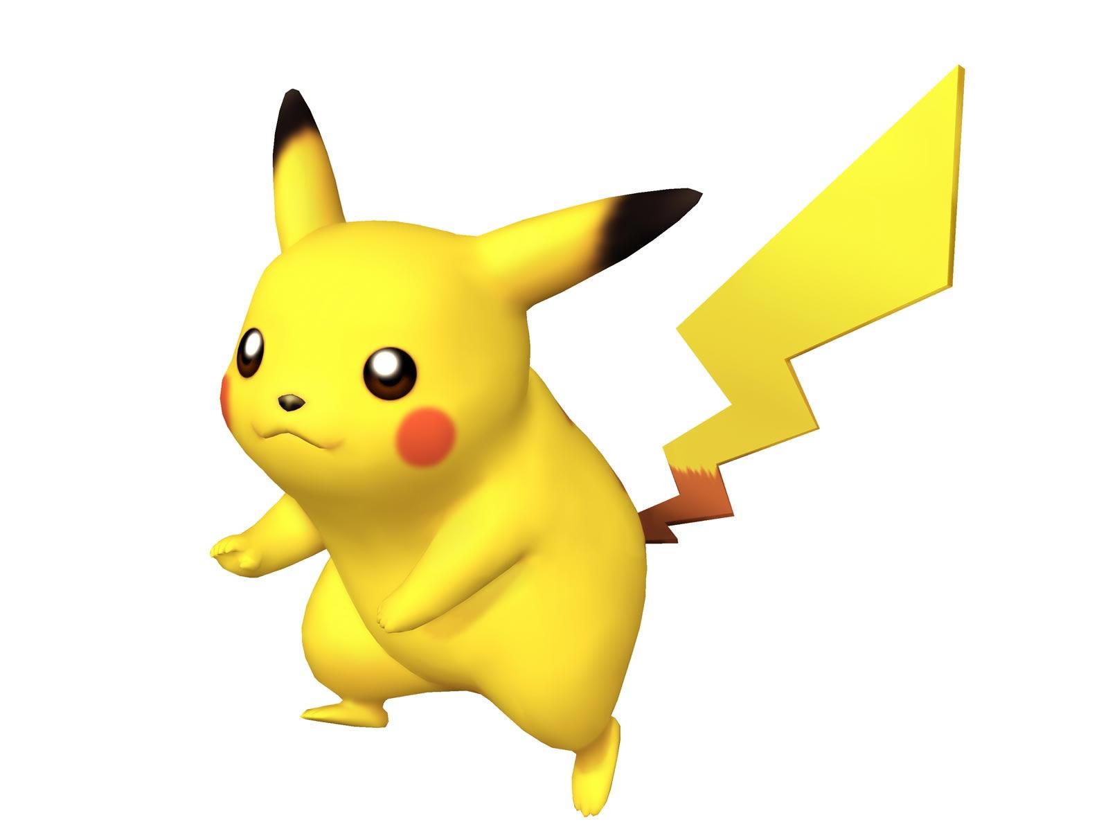 Pokemon Pikachu - ClipArt Best