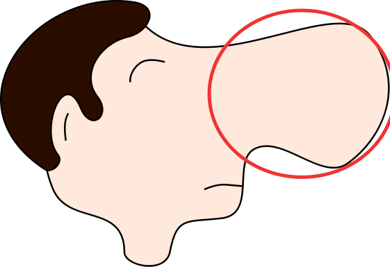Long Nose Cartoon - ClipArt Best