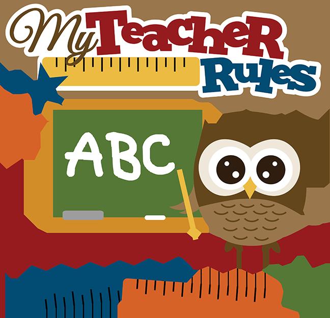 Owl Clip Art For Teachers - ClipArt Best