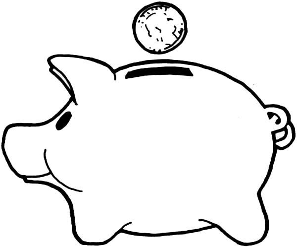 Clip Art Piggy Bank Clip Art piggy bank clip art clipart best tumundografico