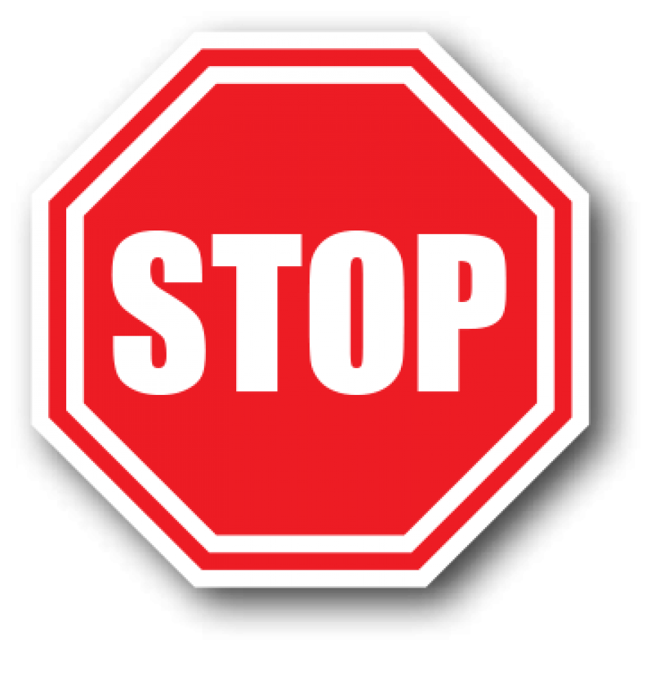 Safety Sign Images Clipart Best