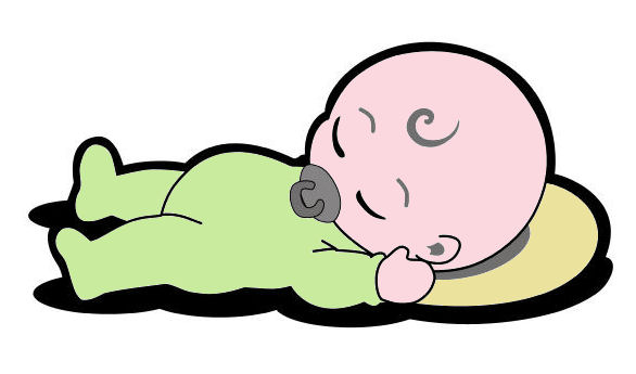 sleeping cartoon images