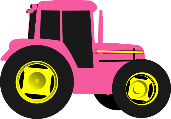 Cartoon Tractor Images