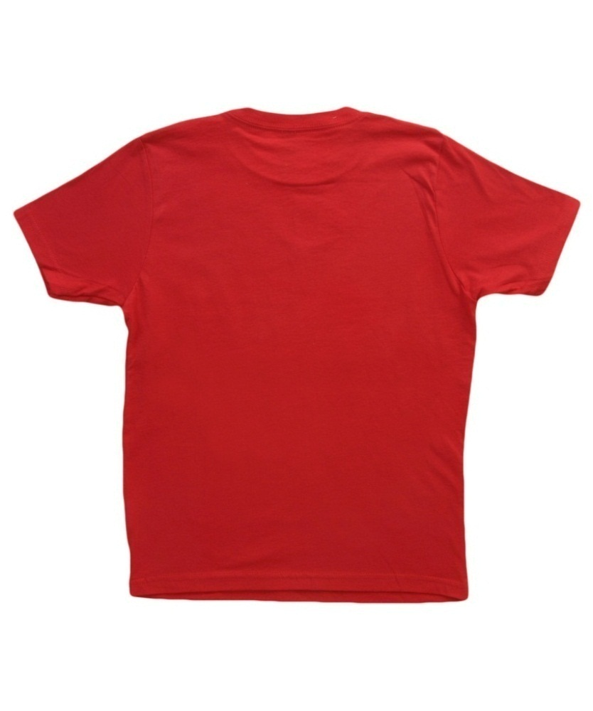 Next Level Red Boys T-Shirt