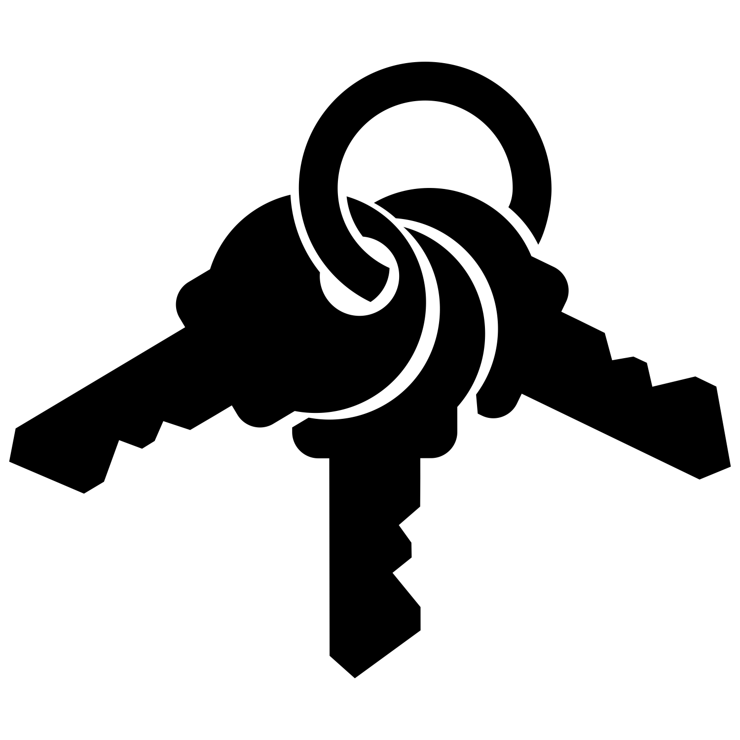 Vector Free Key - ClipArt Best