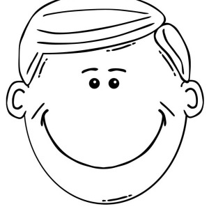 Boy Face Coloring Pages Google Twit Coloring Page Of Boy