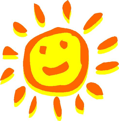 Sun Drawing For Kids - ClipArt Best