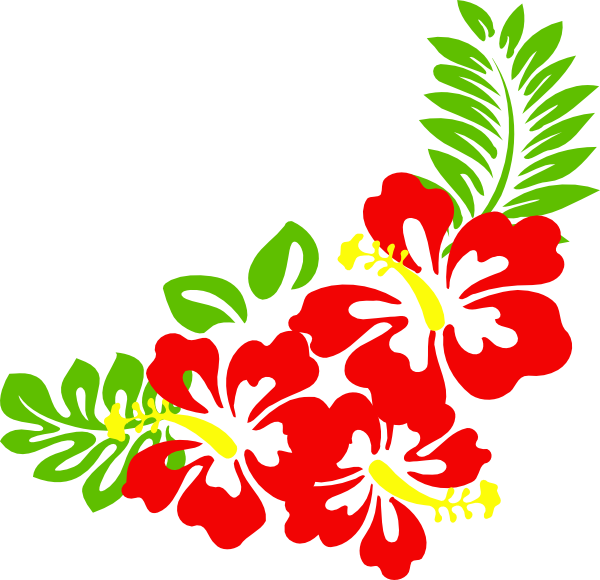 free clip art hawaiian christmas - photo #4