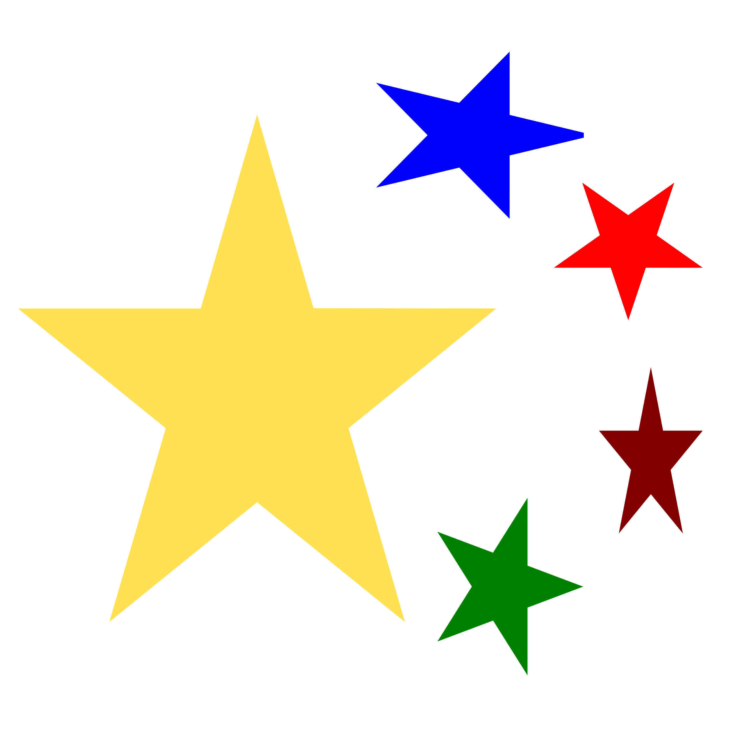 Yellow Star Clipart - ClipArt Best